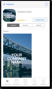brandable passenger app