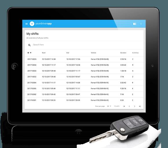 Driver App Taxi App For Drivers Driver Portal